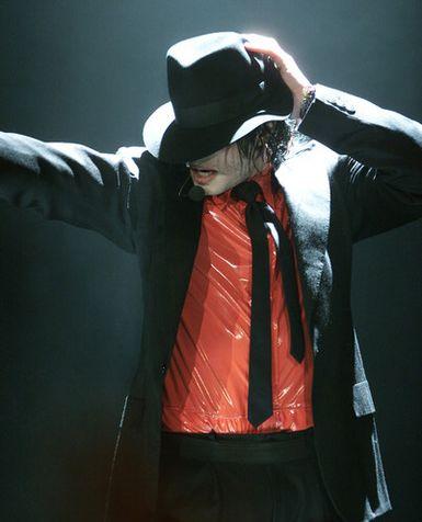 King of pop MJ